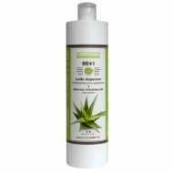 Afterwax Refreshing Milk with Aloe Vera 500 ml Arco Italy