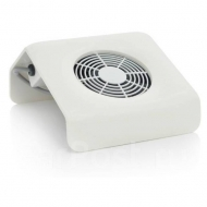 Nail dust collector small white