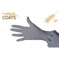 Нитриловые перчатки без пудры васильковые 200 шт