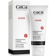 Мыло для кожи с акне - GIGI ACNON SMOOTHING FACIAL CLEANSER 100 ML