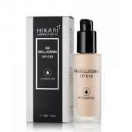 BB kreem - HIKARI BB BELLISSIMA CREAM (010) 30ML
