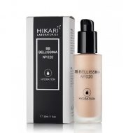 BB kreem - HIKARI BB BELLISSIMA CREAM (020) 30ML