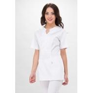 Рабочая женская одежда - медицинская блуза