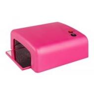УФ лампа 36W розовая