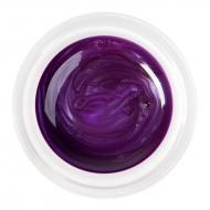 цветной гель pearl violet nr.04 полупрозрачный