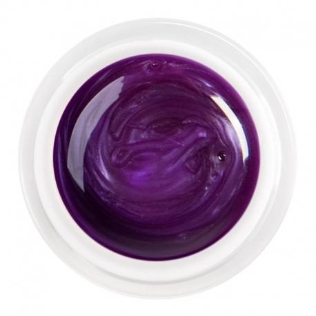 цветной гель pearl violet nr.04 (витражный)