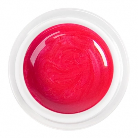 цветной гель red pearl nr.09