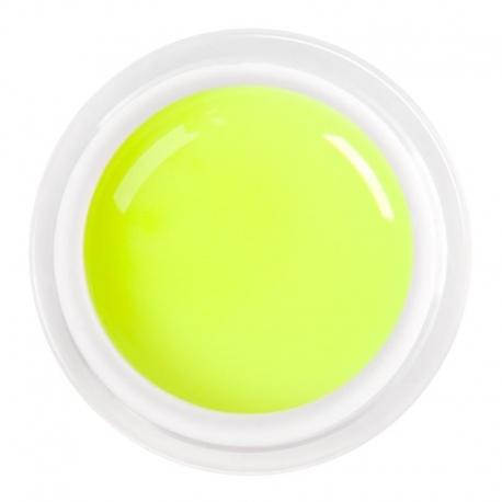 цветной гель neon yellow nr.15