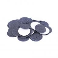Refill pads for pedicure disk L size 240 grit 50 pcs