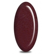 geellakk Jannet color 06 burgundy brown pearl 15ml