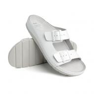 Ортопедическая обувь мужская белая