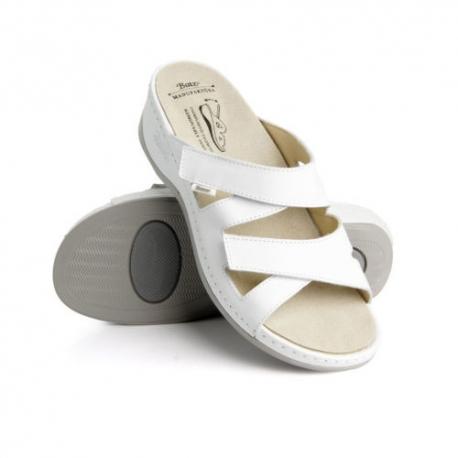 Ortopeedilised jalatsid naistele valged