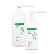 Õrnatoimeline pesugeel Chemi-Pharm Sensitive Body Wash