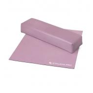 Подлокотник с ковриком розовый Staleks Pro Expert 10