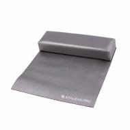 Подлокотник с ковриком серебряный Staleks Pro Expert 10