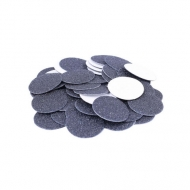 Refill pads for pedicure disk S size 180 grit 50 pcs