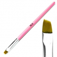 Brush for gel NR 4 Pink