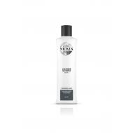 Puhastav šampoon 300 мл Nioxin süsteem 2