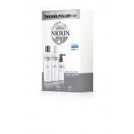 Nioxin Система 1 Комплект 150 ml x 150 ml x 50 ml
