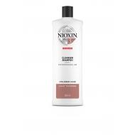 Puhastav šampoon 1000 мл Nioxin süsteem 3