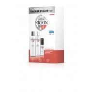 Nioxin Süsteem 4 Komplekt 150 ml x 150 ml x 40 ml