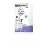 Nioxin Süsteem 5 Komplekt 150 ml x 150 ml x 50 ml