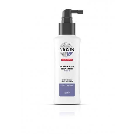 Серум - маска для кожи головы 100 мл Nioxin Система 5