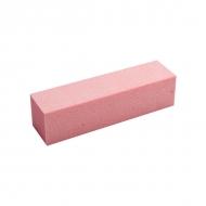 шлифовальный блок 180 грит розовый
