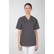 Medical blouse gray