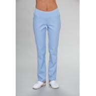 Медицинские брюки светло-синие