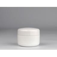 Белая пустая баночка 15 ml