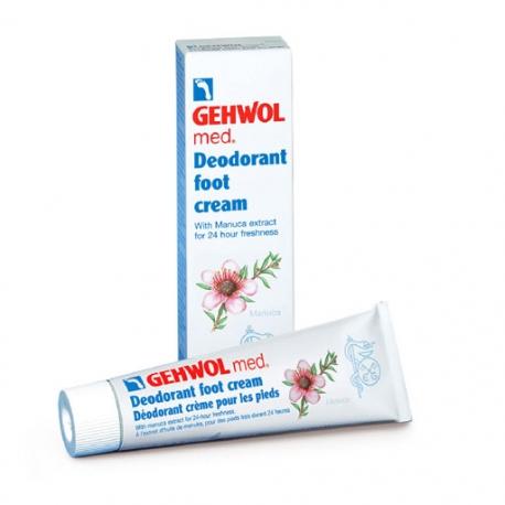 Jala deodorantkreem Gehwol med. Deodotant Foot Cream