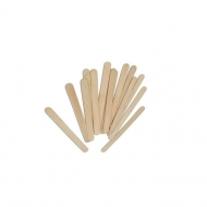 MICRO деревянные шпателя 100 шт 0.9 cm x 9,5 cm