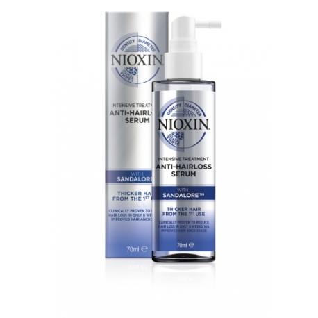 Juuste väljalangemisvastane seerum Nioxin Anti-Hairloss Serum 70ml