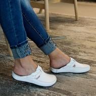 Ortopeedilised jalatsid naistele sinised GEL+Memory Foam