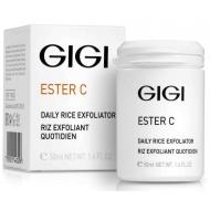 Пилинг GIGI Ester C Daily Rice Exfoliator 50 ml