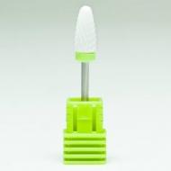 Керамическая фреза зелёная - пуля
