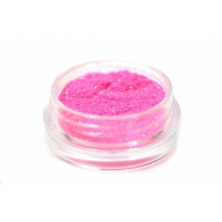 Glitterpulber neon pink
