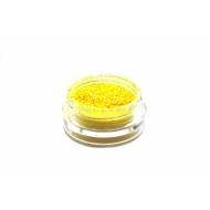 Глиттер neon yellow