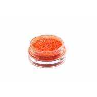 Глиттер neon orange