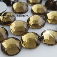 кристаллы SS3 smoked topaz