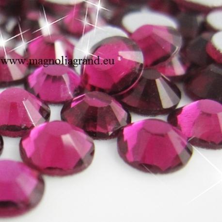 кристаллы SS3 fushia