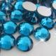 кристаллы SS3 dark aquamarine