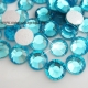 кристаллы SS5 aquamarine