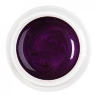 цветной гель shiny plum nr.67 без липкого слоя