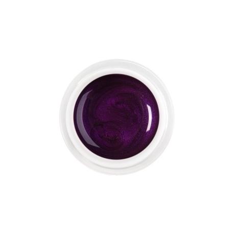 цветной гель shiny plum nr.67