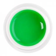 цветной гель neon green nr.74