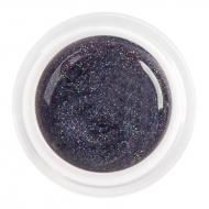 цветной гель glitter violet nr.82
