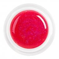 цветной гель glitter purple nr.83