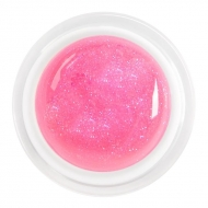 värviline geel glitter pink 5ml nr.88